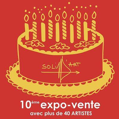 10ème anniversaire de Solid'art