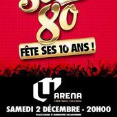Le concert Stars 80 à l'U Arena, en direct sur France 2 début décembre. - Leblogtvnews.com