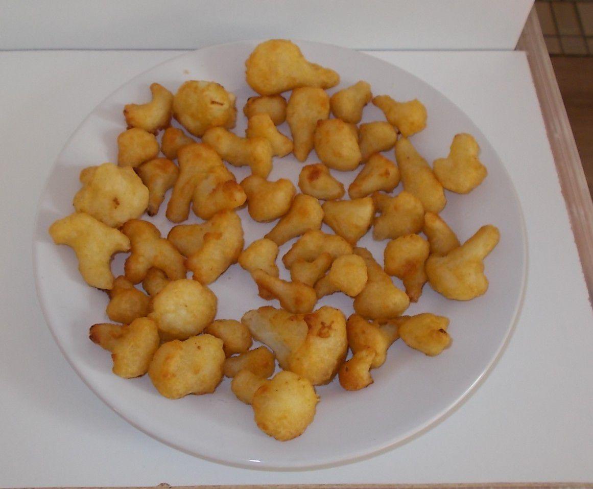 Lidl Vemondo veganes Cauliflower-Popcorn