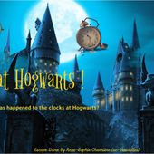 Panic at Hogwarts Escape Game by Anne-Sophie Charrière on Genially