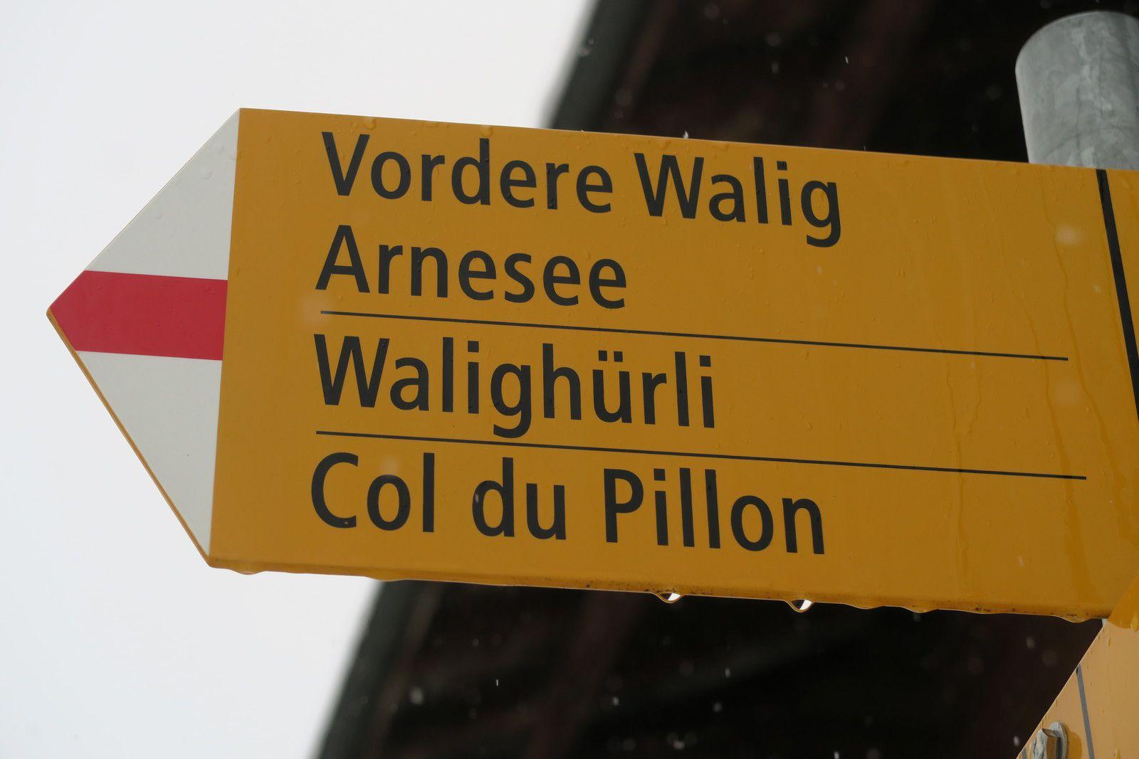 Lancement de la saison 2020-2021 : Walig, 12.12.20