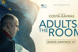 Adults in the room (film français 2019, Costa-Gavras)