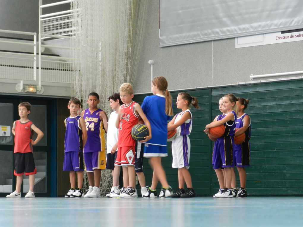 Album - 2F Camps Basket-2012 - Premier-jour