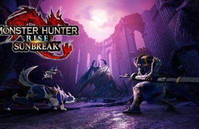 Monster Hunter Rise – Le DLC Sunbreak est prévu pour l'été 2022
