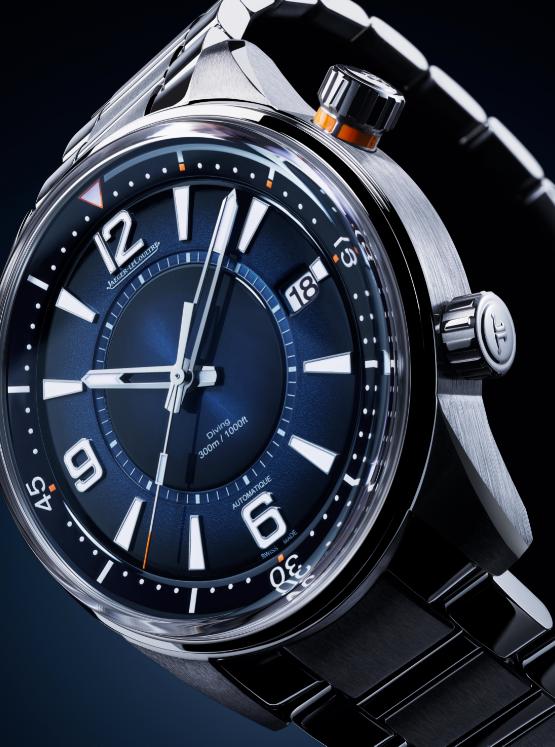 La marque Jaeger-LeCoultre lance deux nouvelles montres de plongée