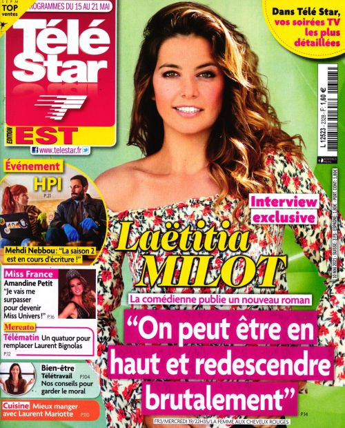 La une des revues TV cette semaine : Audrey Fleurot, Aurélie Pons, Laurence Boccolini…