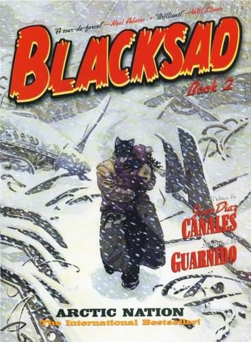 Blacksad USA Ibooks (Juanjo Guarnido & J.Diaz Canales)