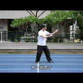 2ème partie (2) du grand enchaînement du style Yangjia michuan taiji quan - ASSOCIATION LE BAMBOU