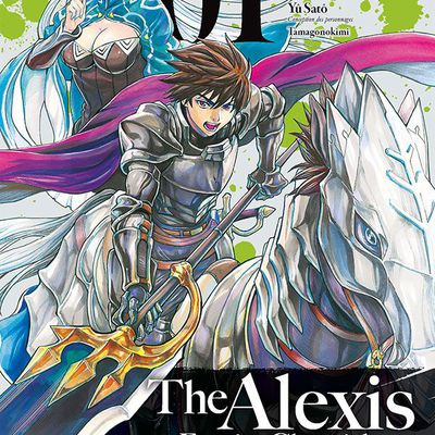 The Alexis Empire Chronicle tome 1 : une chute interminable