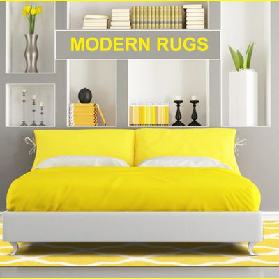 Modern Rugs: Perfect For Quick Home Decor!