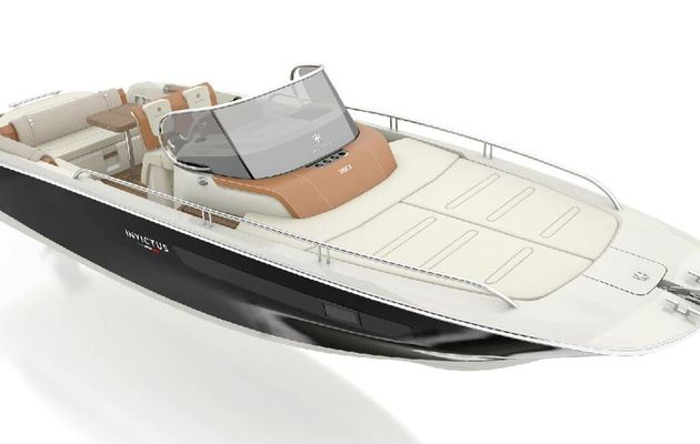 A new range in the Invictus Yacht catalogue unveiled at Boot Düsseldorf