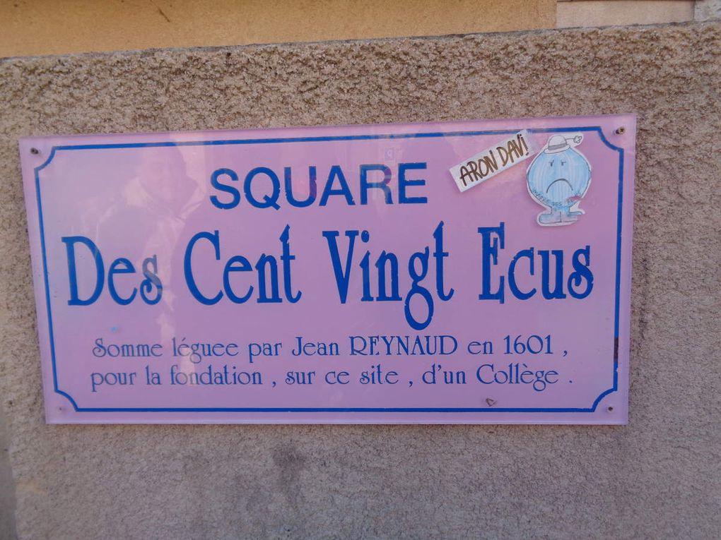 Une de mes randos. ...... à Chabeuil