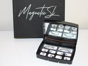 Mon avis sur les faux cils magnétiques de chez Magnétic By SL.