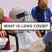 Coronavirus: How symptoms lasting months have become known as long COVID