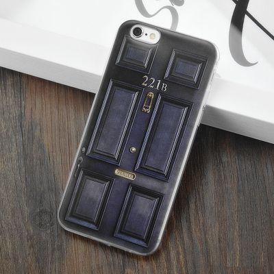 Coque de Protection Téléphones Portables - IPhone 6 Plus/6S Plus - Sherlock