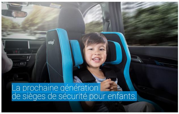 Le Nachfolger (HY5 TT) HyFiveOne TT : Le premier siège auto dos route gonflable haut de gamme arrive en France