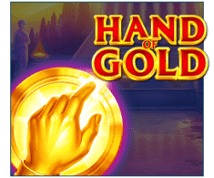 machine a sous Hand of Gold logiciel Playson