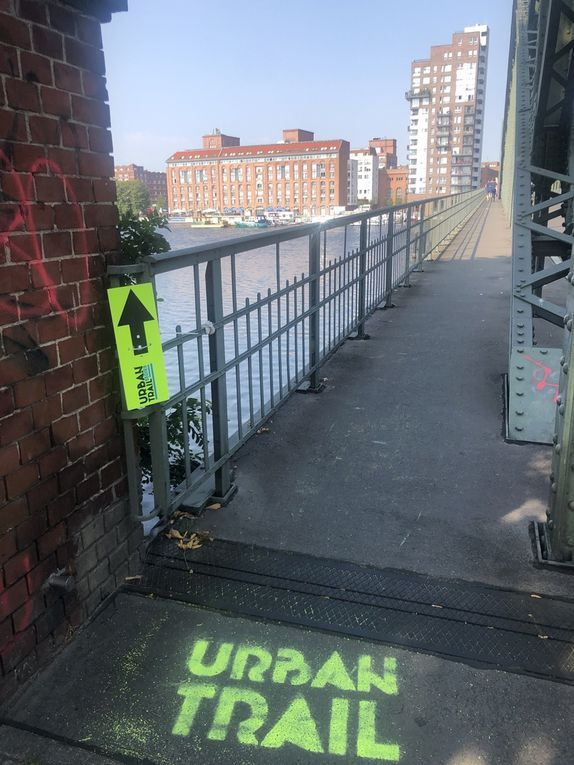 Urban Trail in Berlin-Spandau