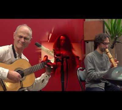 Musique improvisée, extrait du concert de Fabrice Tonnellier et Yves Mesnil