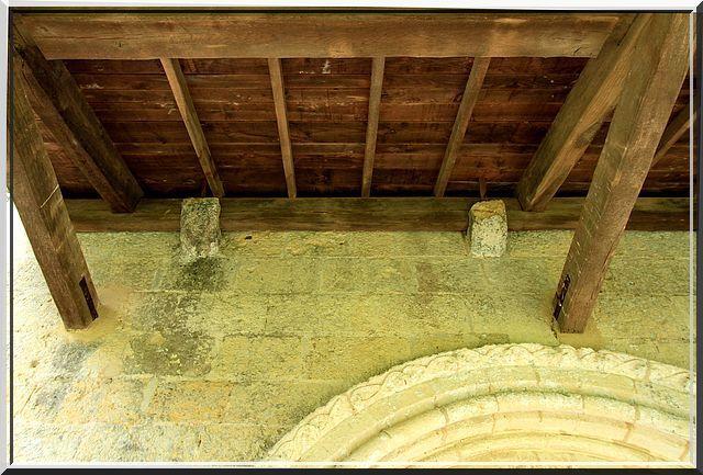 Diaporama chapelle Templière de Magrigne - Saint-Laurent-d'Arce