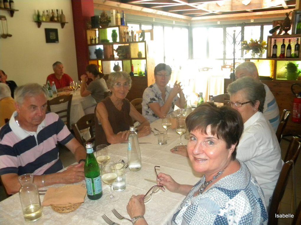 Viste de Gaétan à Pissignano