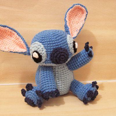 Tutoriel gratuit traduit Stitch