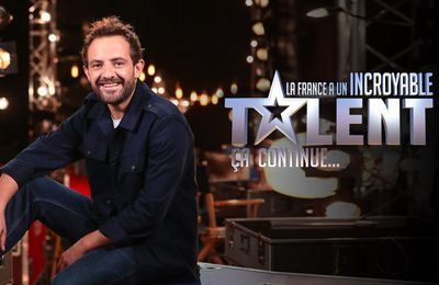 Pierre-Antoine Damecour aux commandes de « La France a un Incroyable Talent, ça continue »