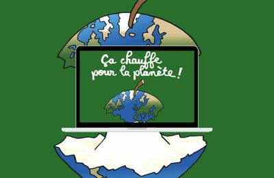 Ça chauffe pour la planète : Ouverture de l'expo événement de la rentrée