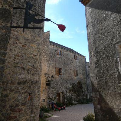 La Couvertoirade, le village, suite