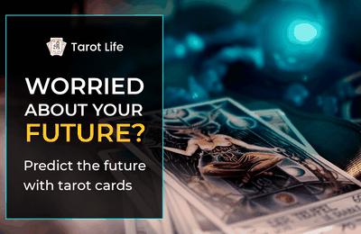 Future Predictions Using Tarot Reading App