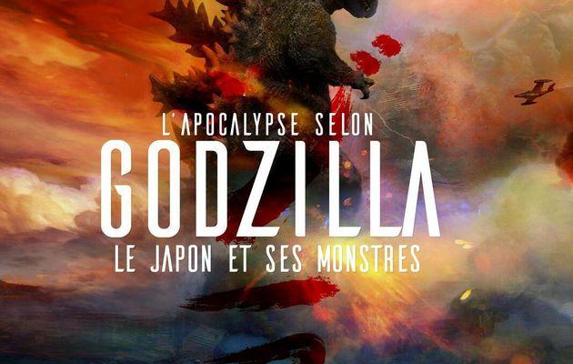 [REVUE LIVRE CINEMA] L'APOCALYPSE SELON GODZILLA chez THIRD EDITIONS
