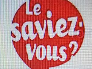 INTERET GENERAL - LA VIE DES ASSOCIATIONS - PREVENTION - LE SAVIEZ VOUS - JUSTICE. . .