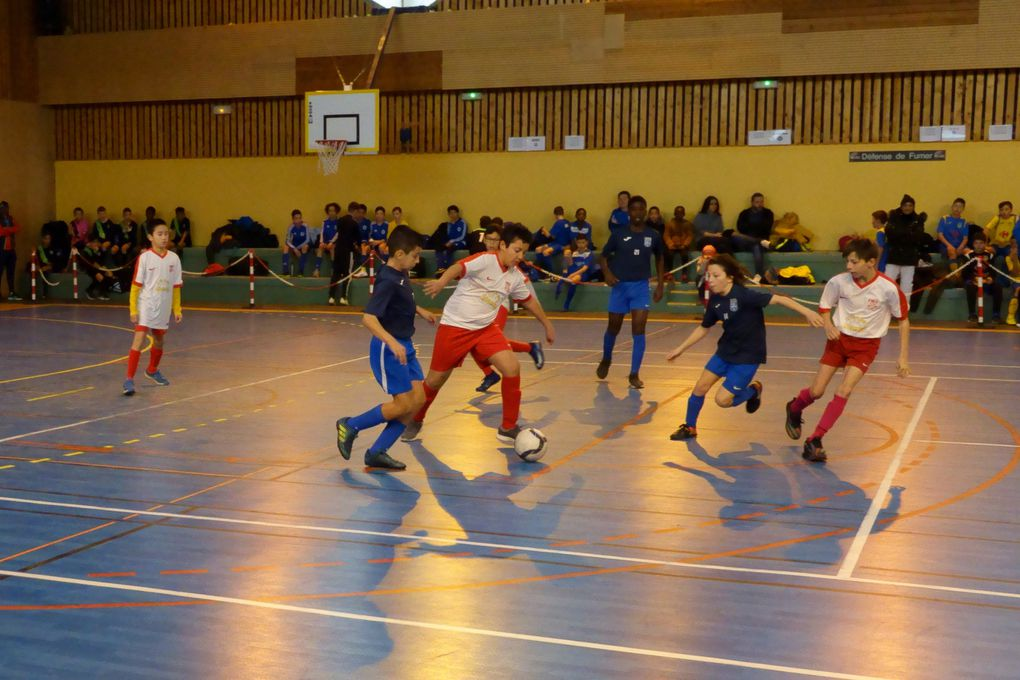 Tournoi du Cosec U13.