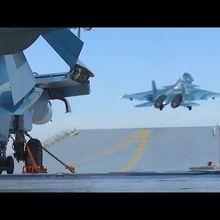 Le groupe aéronaval russe frappe en Syrie : quid novi ?