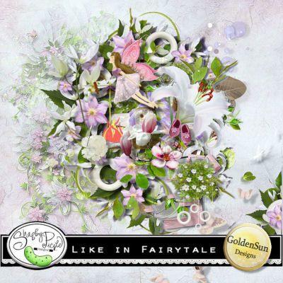 Like in fairy tale de Goldensun Designs