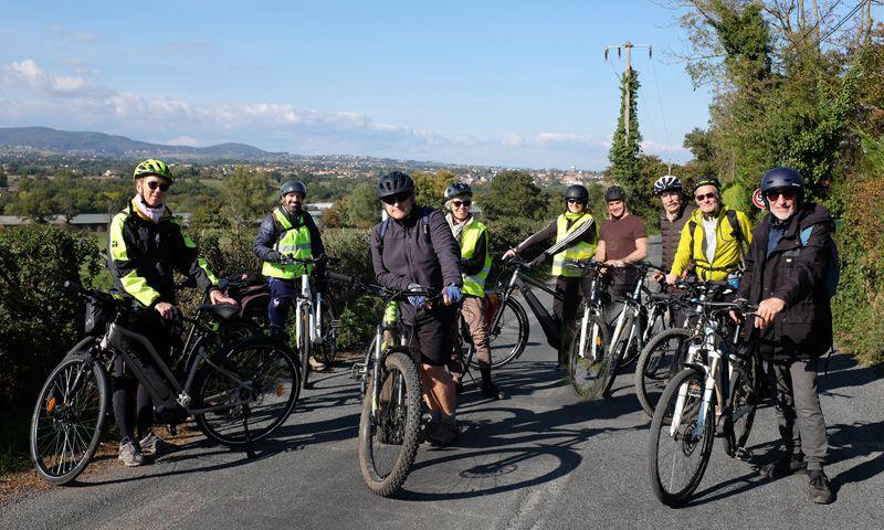 Sortie découverte à vélo : « Chemins, Ruisseaux et Aqueduc »