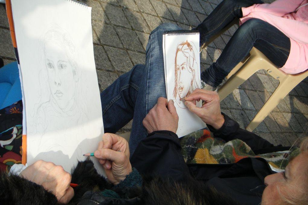 Atelier portrait - Photos d'atelier ou de séances extérieures jusqu'au 16 mars 2011
