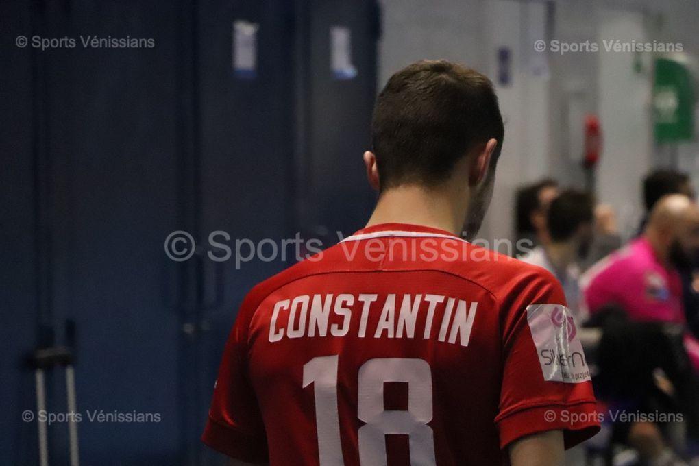 Vénisieux Handball continue sur sa lancée et s'impose face aux Chalonnais