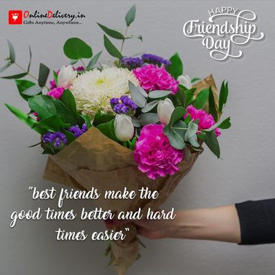 The Most Beautiful Friendship Day Flowers Are Available Online
