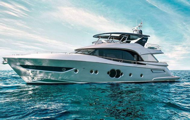 Monte Carlo Yachts - The new MCY 76 is here