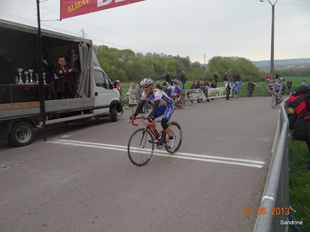 Course d'Alisay 1er Mai