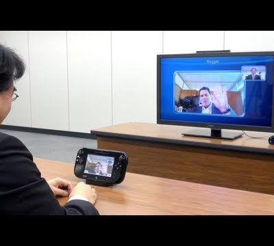 Le Wii U Chat