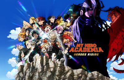 My Hero Academia Film 2: Heroes: Rising