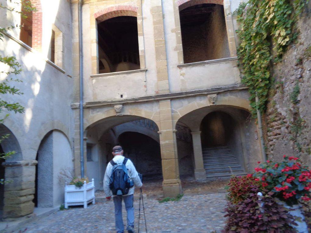 Des poiriers de Valloire au château du Double