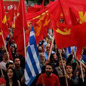 La légalisation du KKE en 1974