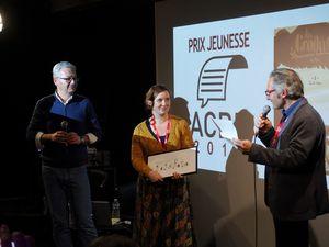 Le Prix Jeunesse-ACBD 2018 pour Les Croques T1 de Léa Mazé