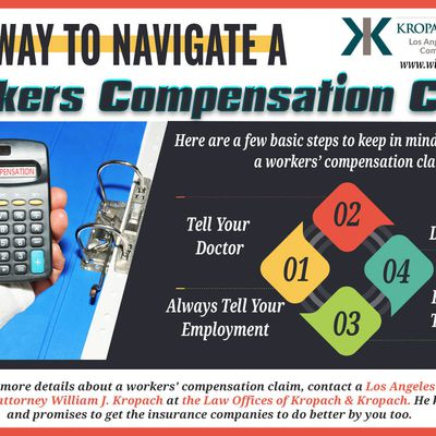 Best Way To Navigate A Workers Compensation Claim