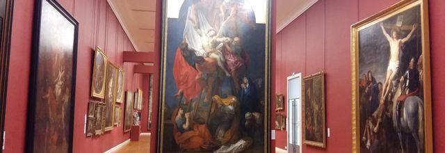 Balade au musée des BEAUX-ARTS de RENNES