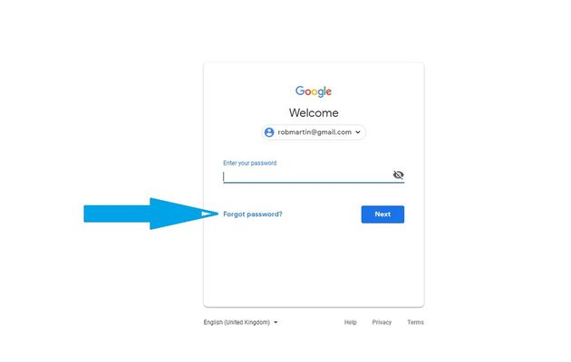 How to Reset Your Gmail Password Through Recovery Phone Number Or Recovery Email?