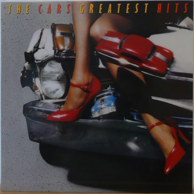 The Cars - The Cars Greatest Hits (5 €)